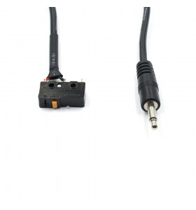 3.5mm mono male to SS-5-3 Omron switch cable