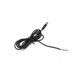 50mm dc adapter cable 5521 dc plug to bare wires