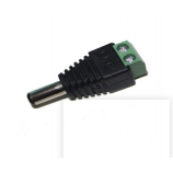 Dc Plug Connector Adaptor Female 5.52.1mm To Male Dc 4.81.7Mm/6.01.4Mm/7.4*0.6mm