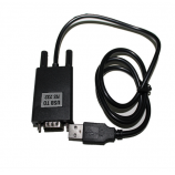 Pl2302 9 pin male serial rs232 to usb adapter converter