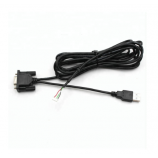 USB A to DB 9-pin Serial Adapter Cable with Thumbscrew Connectors with PL2302 Chip