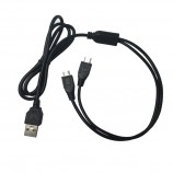 USB to 2 micro Customizable cable